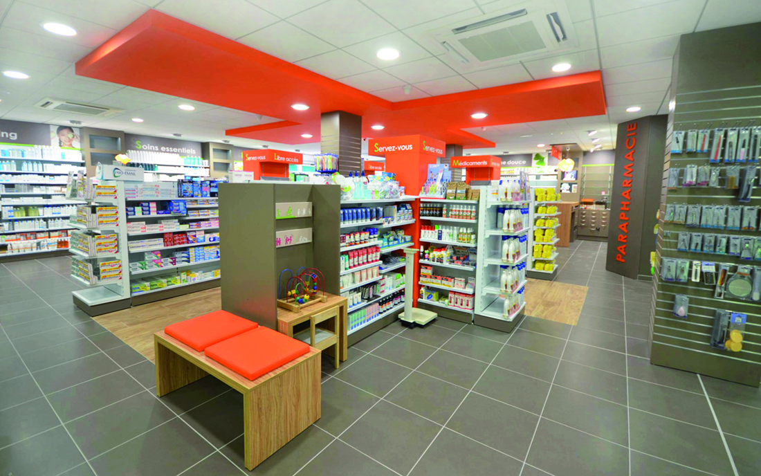 am nagement int rieur de pharmacie